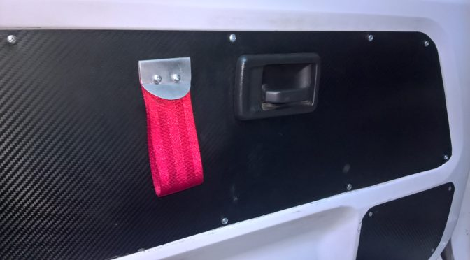 La macchina – I pannelli porta