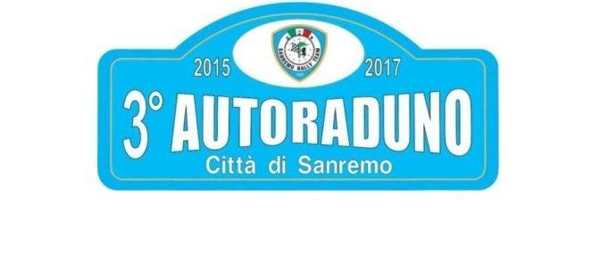 3° Autoraduno Città di Sanremo – 6/7 maggio 2017