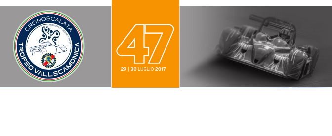 47° Trofeo Vallecamonica – Malegno Ossimo Borno, 28/29/30 Luglio 2017