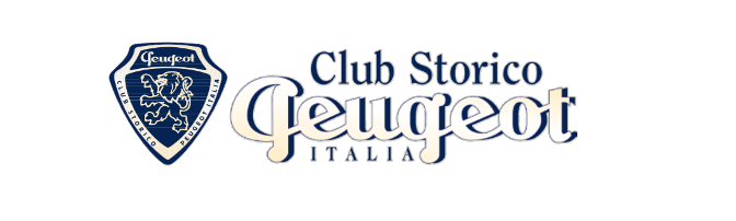 Attestato di Iscrizione – Registro Storico Peugeot Italia