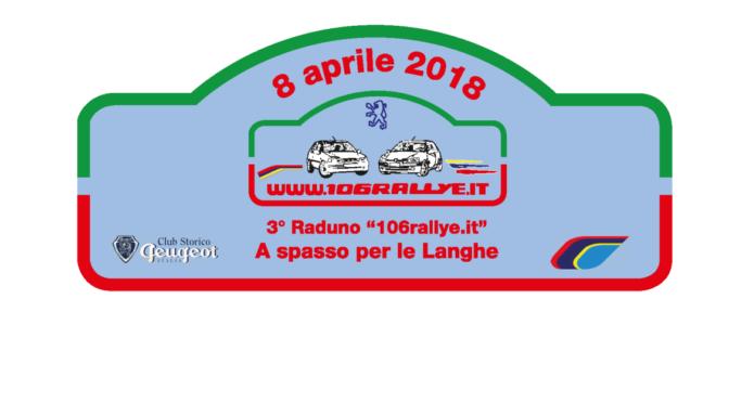 "3° Raduno ""www.106rallye.it"": a spasso per le Langhe"
