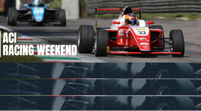 ACI Racing Weekend – Monza, 3 giugno 2018
