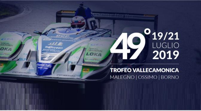 """49° Trofeo Vallecamonica """"Malegno-Ossimo-Borno"""", 19/20/21 luglio 2019"""