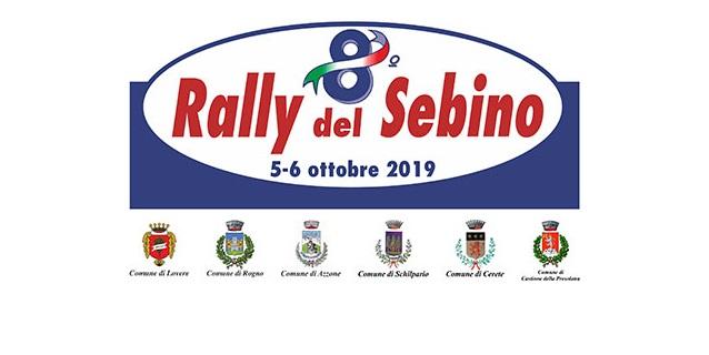 8° Rally del Sebino (BG), 06/10/2019