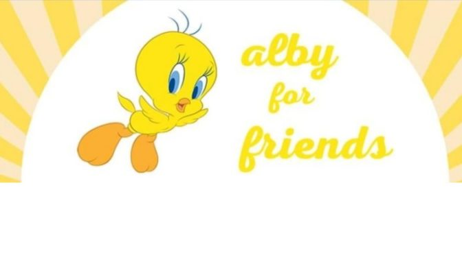 Alby for Friends, 12 luglio 2020