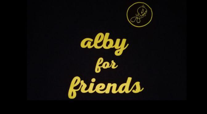 Alby for Friends, 10 e 11 luglio 2021